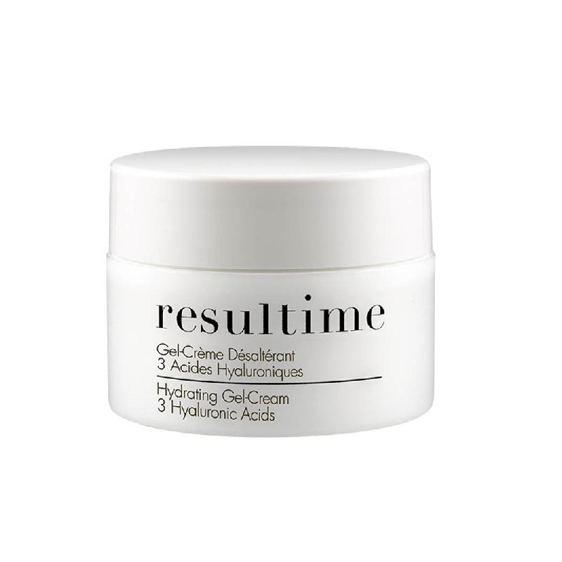 Achetez RESULTIME Gel crème désaltérant 3 Acides Hyaluroniques Pot de 50ml