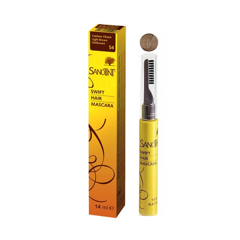 Achetez SANOTINT SWIFT HAIR Mascara brun 14ml