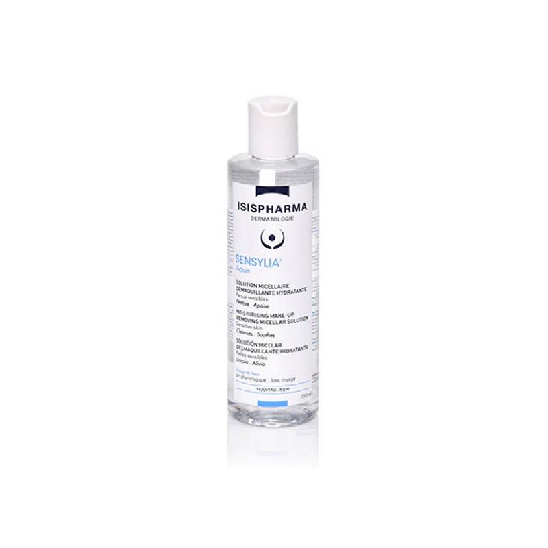 Achetez SENSYLIA AQUA Solution micellaire démaquillante hydratante flacon 250 ml