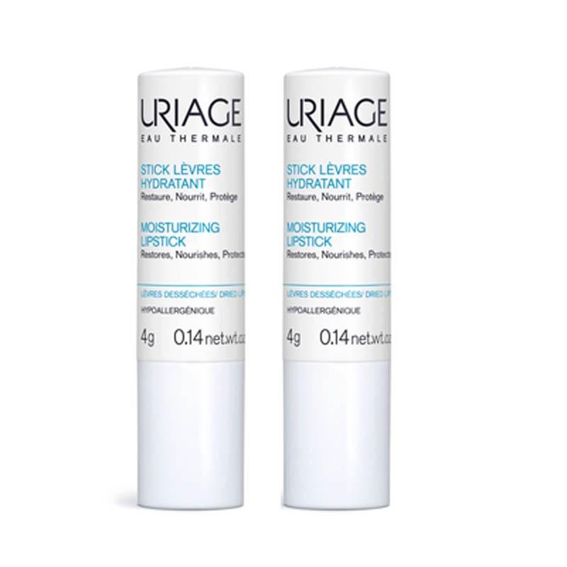 Achetez URIAGE EAU THERMALE Stick lèvres hydratant 2 Etuis de 4g