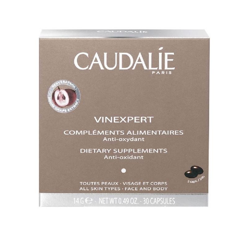 Achetez VINEXPERT VINOCAPS Capsule complément alimentaire Boîte de 30