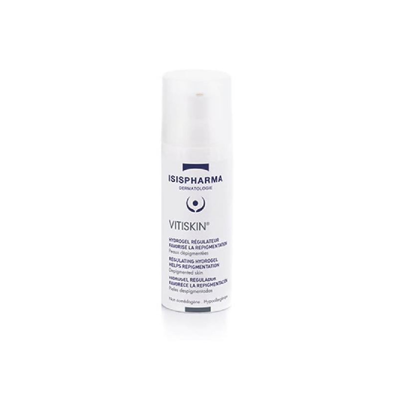Achetez VITISKIN HYDROGEL Gel régulateur dépigmentation Flacon Airless de 50ml
